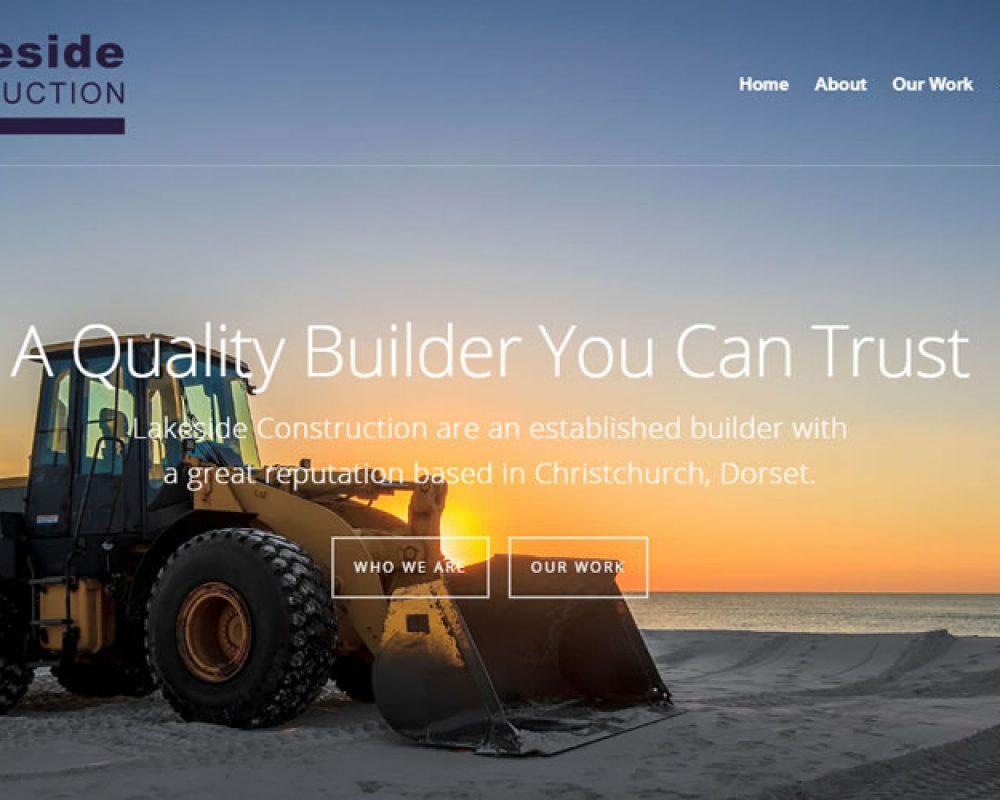 Lakeside Construction